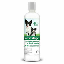 Advantage Treatment Shampoo for Dogs & Puppies, 24 fl oz