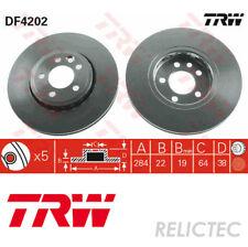 Front Brake Disc MG Rover Roewe:75,6,ZT,ZT- T,7,MG7,550 GBD90844 SDB000880