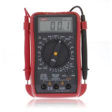 Handheld LCD Digital Multimeter AC DC Volt Ohm Temp Tester UNI-T UT30C