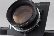 Exc+++++ Fujifilm FUJINON W 210mm f/5.6 Copal 4x5 Large Format from Japan 30