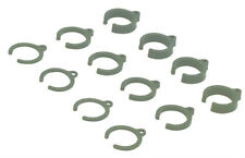 Accesorios RC Amortiguadores Parts Set 1mm/2mm/4mm para 1/10 escala 1:10 12 piezas