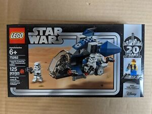 LEGO 75262 Star Wars Imperial Dropship 20th Anniversary Edition Set