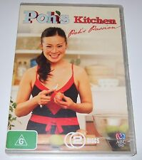 Poh's Kitchen - Poh's Passion (DVD, 2010, 2-Disc Set) new, sealed