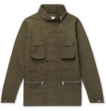 NNWT $450 Brand New FOLK Shell Green Field Jacket Size Small 2