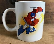 Transformers Mug - Optimus Prime Megatron - Hasbro - 2014
