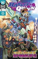 Harley Quinn #46 Dc Comics Cover A 1St Print