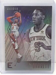 2019-2020 Panini Chronicles Essentials RJ Barrett RC Rookie #225 Knicks