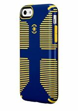 Speck Candyshell Grip Case iPhone 5c Cadet Blue Goldfinch Yellow