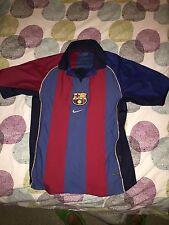 F.C Barcelona Jersey 2001-2002 Small