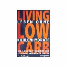 Buch Living Low Carb