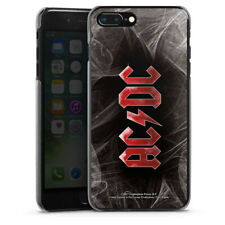 Apple iPhone 8 Plus Handyhülle Case Hülle - ACDC White Dust