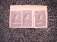 2001 Nobel Peace Prize Singles Set - N816, G384, A301 - Mnh