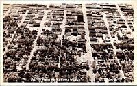 Real Photo Postcard Aerial View of Yakima, Washington~137934