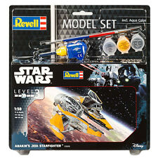 Revell Star Wars Anakins Jedi Starfighter Model Set (Scale 1:58) 63606 NEW