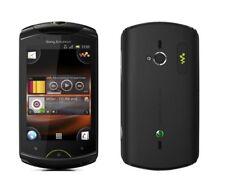 Sony Ericsson Live with Walkman - Black (Unlocked) Smartphone (WT19i)
