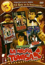 LA NEGRA TOMASA 3 PELICULAS LOS GATOS DE LAS AZOTEAS , EL VECINDARIO 2 BRAND NEW