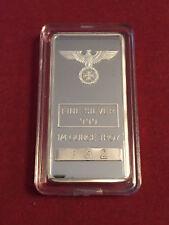 999 Silber Silberbarren 1/4 oz Eisernes Kreuz Iron Cross in Kapsel