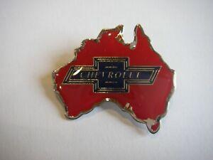 Chevrolet  Aussie   Lapel Hat Pin Badge