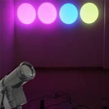 Rgbw 1W Led Stage Lighting Pinspot Light Beam Spotlight Party Dj Disco Dmxlyecu