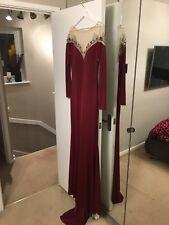 'TARIK EDIZ' EVENING DRESS