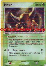 PINSIR - RARA HOLO FOIL 13/101 - LEGGENDE NASCOSTE - POKEMON - INGLESE - FINE