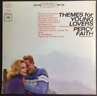 Percy Faith and His Orchestra - Themes for Young Lovers VINYL Columbia CL 2023
