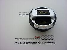 Original Audi R8 Öldeckel 420103485B, Deckel schwarz/ chrom
