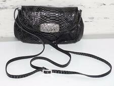 BRIGHTON~PATENT LEATHER~TRAVEL~ORGANIZER~CROSS-BODY BAG or CLUTCH HANDBAG PURSE