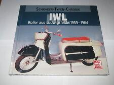 IWL Roller Aus Ludwigsfelde 1955-1964 Book   Frank Ronicke HB 3613031019 KNV