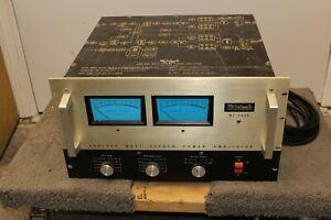 Vintage Mcintosh MC 2300 Power Amp