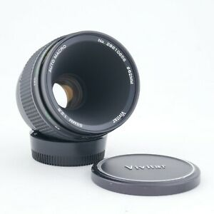 Vivitar 55mm F/2.8 Macro Lens Nikon Non AI Mount Komine