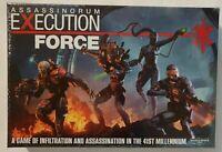 Assassinorum Execution Force english Warhammer 40.000