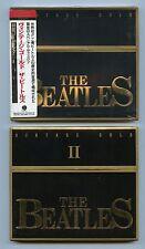 Beatles/Vintage Gold & Vintage Gold II (Japan/24 kt GOLD CDs/Picture CDs)