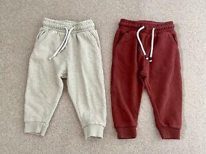 Next Baby Joggers Clothes Bundle Size 12-18 Months