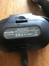 Belkin TuneCast II FM Transmitter for IPOD / MP3 Players (F8V3080-APL)