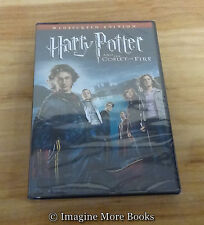 Harry Potter and the Goblet of Fire ~ Year 4 ~ NEW/SEALED DVD