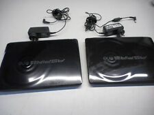 Lot of 2 Acer Aspire One 722 Laptop Netbook AMD C60 1.00Ghz 320GB HD 2GB HDMI