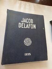 Jacob Delafon - catalogue général 1935