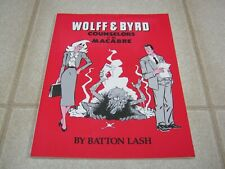 Wolff & Byrd: Counselors of the Macabre, Batton Lash, Andrion Books 1987