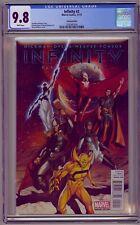 Infinity 2 CGC 9.8 Hero Variant McNiven Avengers Infinity War Thanos Black Order