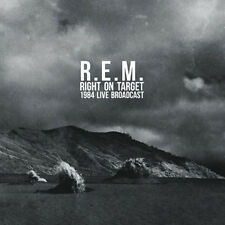 R.E.M. ‎– Right On Target (1984 Live Broadcast) Vinyl 2LP NEW/SEALED REM