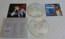 2 CD ALBUM BEST OF ANTHOLOGIE VOL. 1 1960 / 66 JOHNNY HALLYDAY 44 TITRES 1997