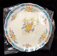 "MIKASA HOSPITALITY A8201 Narumi 10 1/4"" DINNER PLATE Bone China NEW OLD STOCK"
