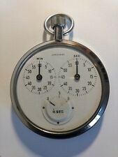 Junghans stopwatch excellent condition works perfectly.