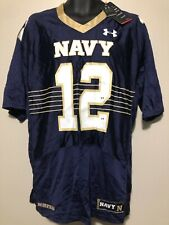 New Under Armour authentic Navy football jersey ( $80 )