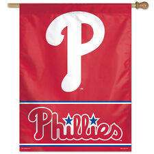 "Philadelphia Phillies Vertical Flag 27"" x 37"""