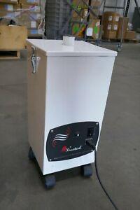 Portable Quatro Clean Air Series Debris/Chip Collector Vacuum Unit