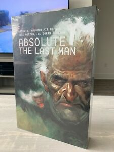 DC Absolute Y The Last Man Hardcover Volume 3 Brian K Vaughan Guerra Sealed New