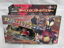 NEW BANDAI Masked Rider Kabuto Transformation Belt DX Dark Kabuto Zecter Japan
