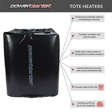 IBC Tote Heater - 275 Gallon Insulated IBC Heating Blanket - Powerblanket TH275